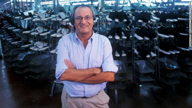 Revered womens shoe designer Sergio Rossi has died of coronavirus complications at the age of 84, according to a hospital in northern Italy  https://cnn.it/2UXaVNs
