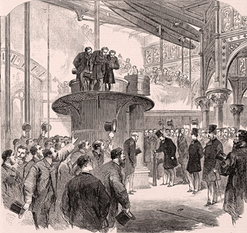 The London main drainage works were opened at Crossness by HRH Prince of Wales #onthisday 1865.   @CrossnessET is of course closed at the moment but well worth a visit in the future http://www.crossness.org