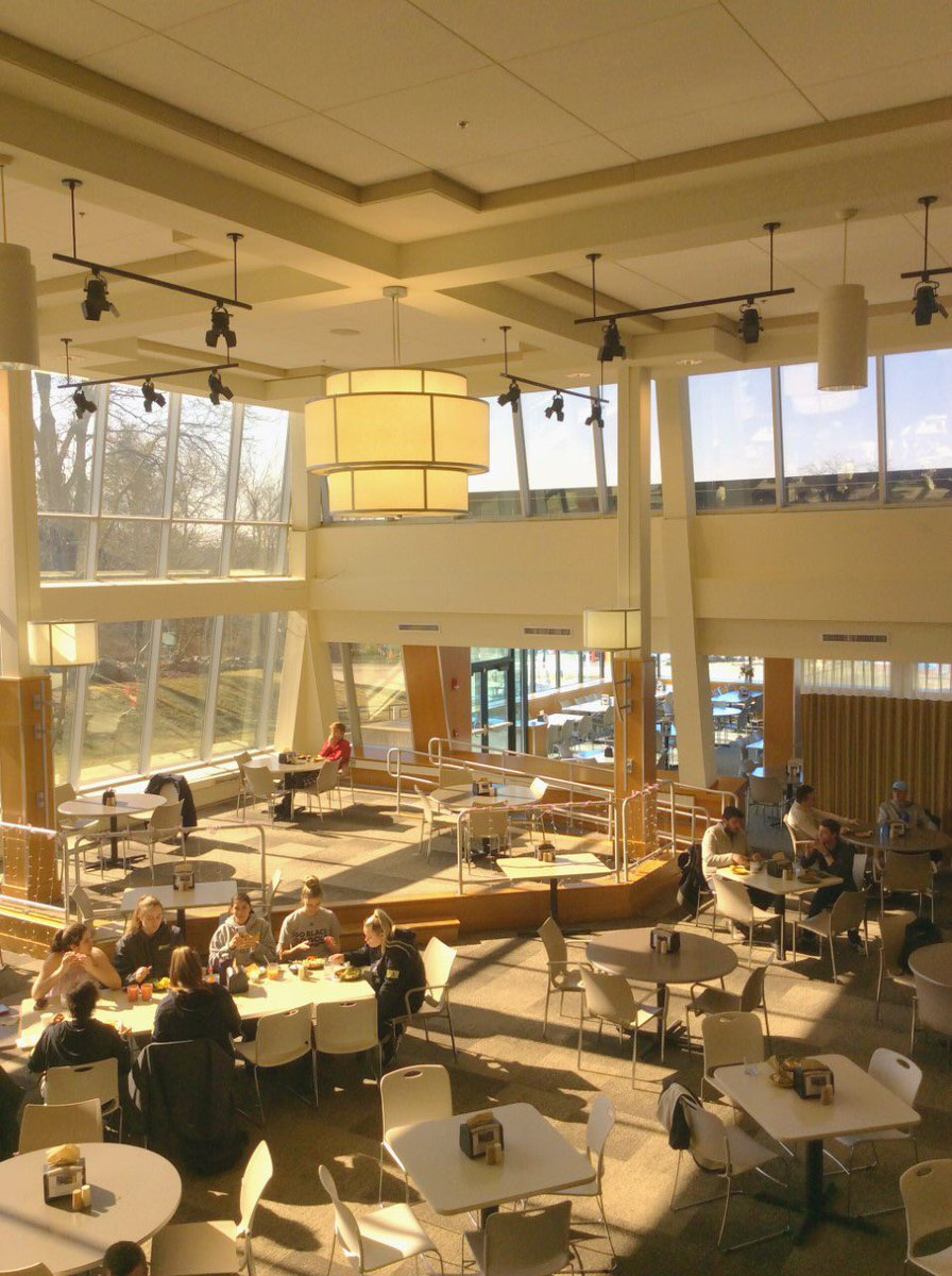 Bryant Admission On Twitter D Is For Dining Hall Salmanson Or Salmo As We Call It Is Our Main Dining Hall On Campus New To Salmo Is Lemon Grass Kitchen Featuring Authentic