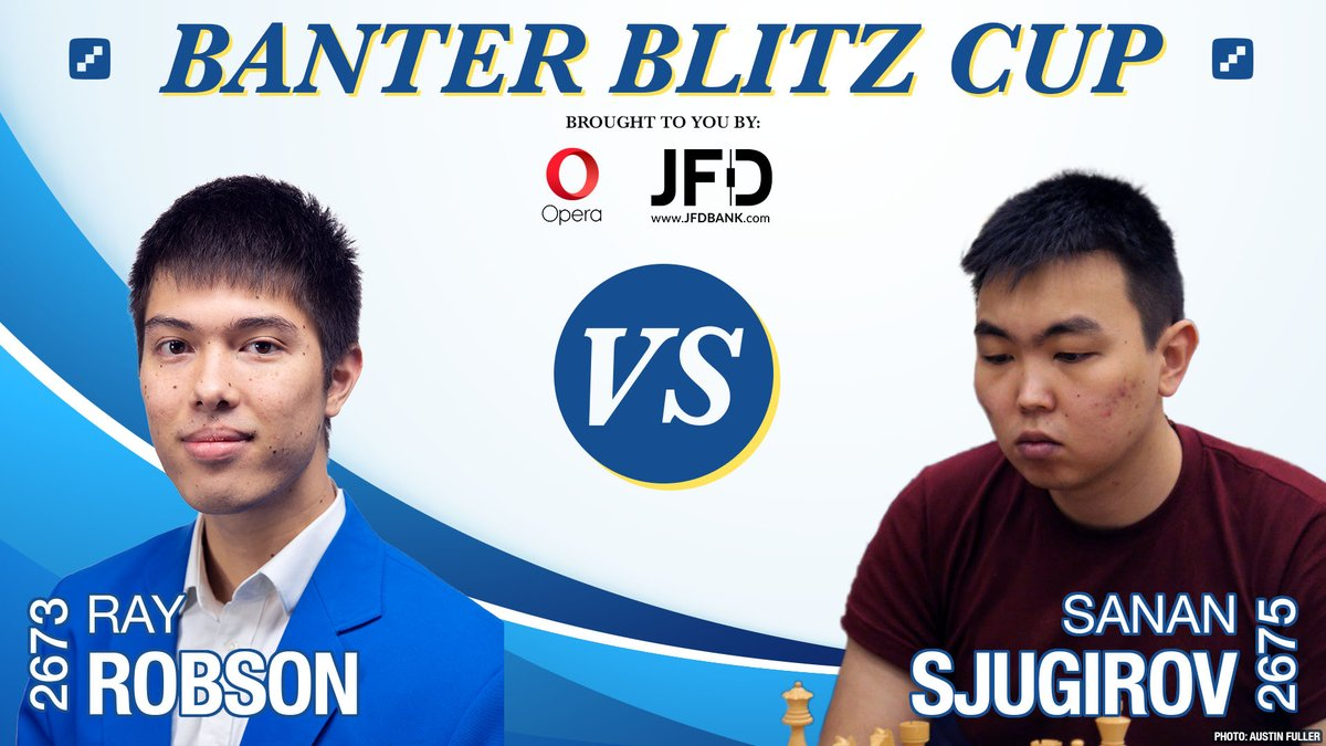 test Twitter Media - 1 hour before the match to decide who Magnus Carlsen plays in the #BanterBlitzCup semi-finals! https://t.co/BZPRzIH9Y3  #c24live https://t.co/6AbjU2wP9W