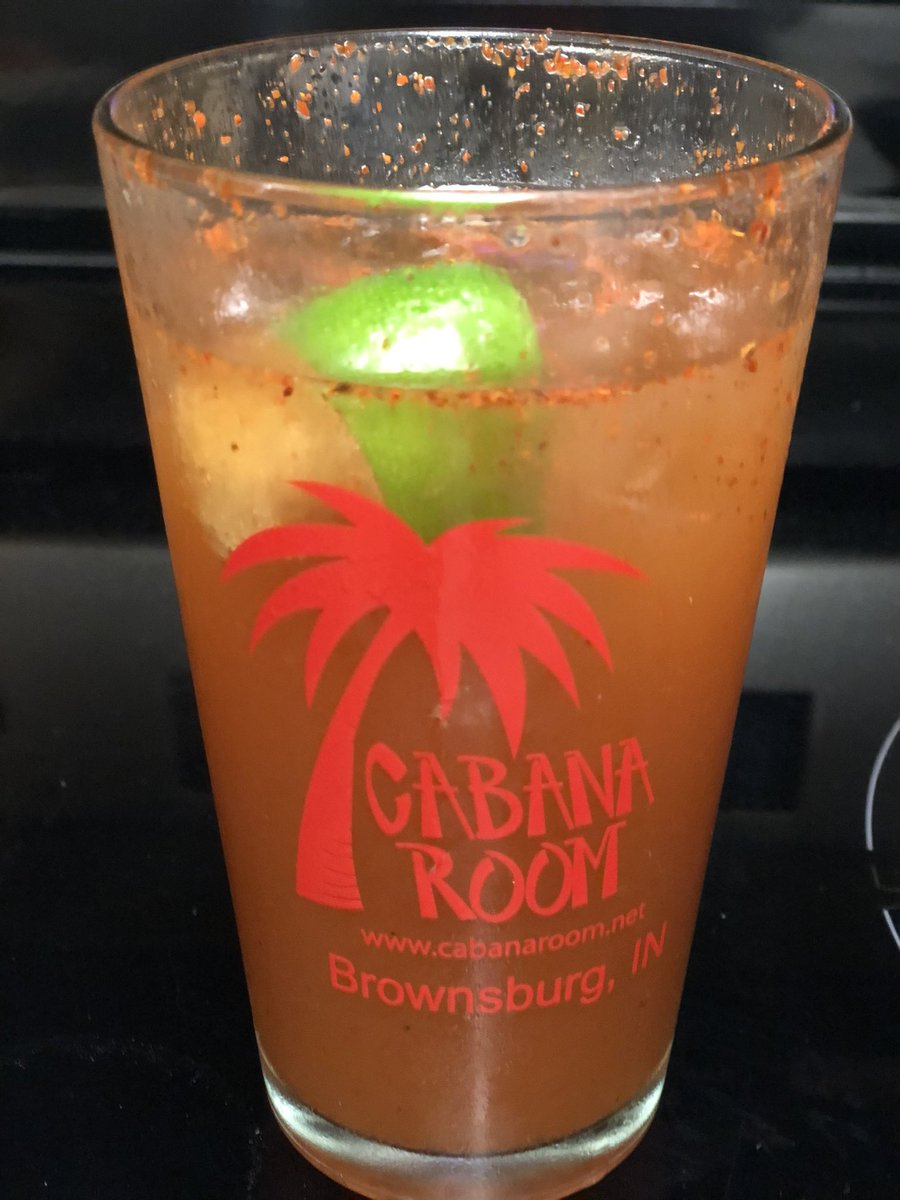 Pre-gaming for the #INDYCARChallenge from @BarberMotorPark with a #michelada. Or 7. Let's go! pic.twitter.com/bDQcKS9f8k