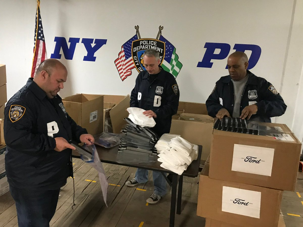 Were proud to be part of the @FordPerformance family! Ford, in cooperation with the UAW, will assemble more than 100,000 critically needed plastic face shields per week at a Ford manufacturing site to help medical professionals, factory workers and store clerks.