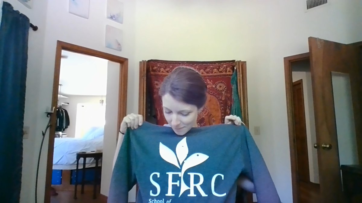 @SFRC_UF #sfrcspringcelebration love this hoodie!