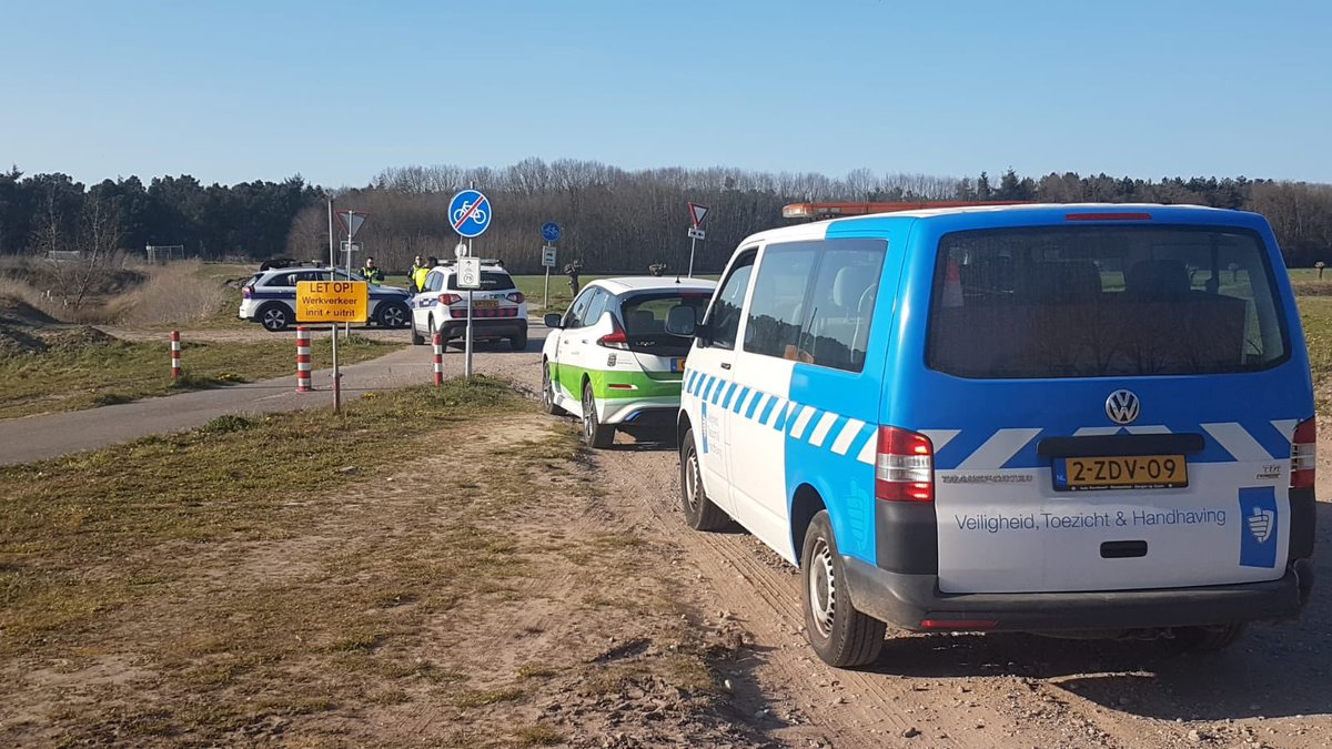 Melding politie Roosendaal