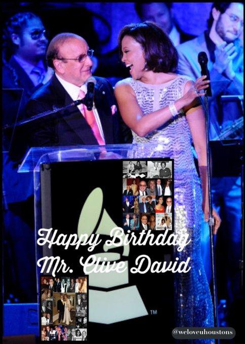 Happy Birthday Mr. Clive Davis!!