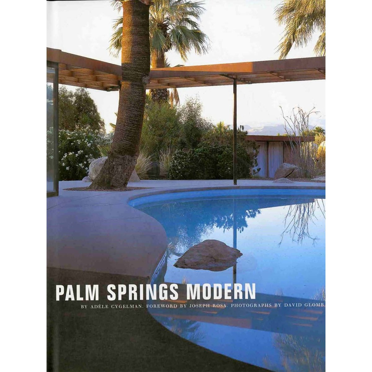 Each day we are presenting a book we love. Books are good for the soul.  Yesterday it was Adele Cygelman's Arthur Elrod. Today it's an early from also from Adele:  Palm Springs Modern: Houses in the California Desert.  https://soo.nr/Xxiu . .  . . #modernism pic.twitter.com/KmujgCLlkM