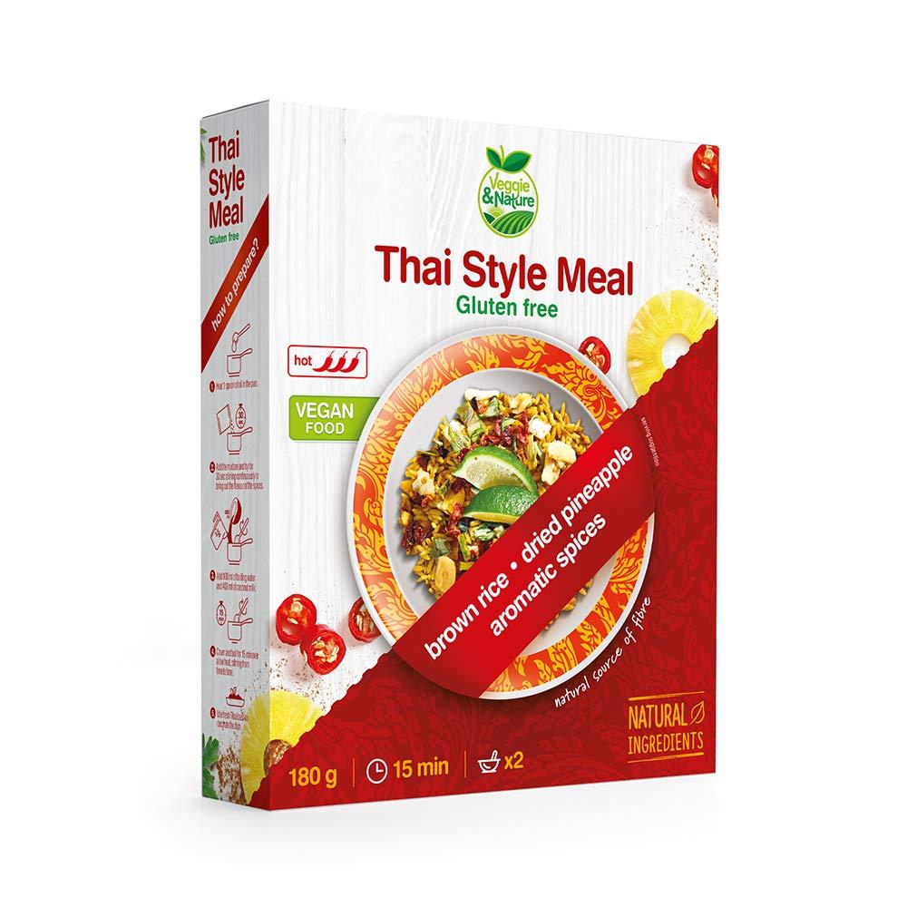 Veggie&Nature - glutenfreies veganes Schnellgericht im thailändischen Stil (5 x 180 g) - https://healtyzone.com/?p=22609pic.twitter.com/INCsBnEtiH  by Not know