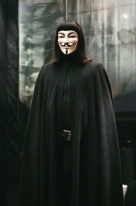 ""\""""The only verdict is vengeance, a vendetta."""" Happy Birthday to the man behind """"V"""",  Mr. Hugo Weaving""448|680|?|en|2|6375d501cdaf5f91a3e0b843b58927a9|False|UNLIKELY|0.2887054979801178