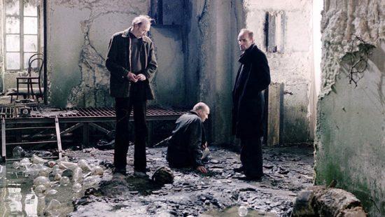 Happy birthday to the inimitable Andrei Tarkovsky