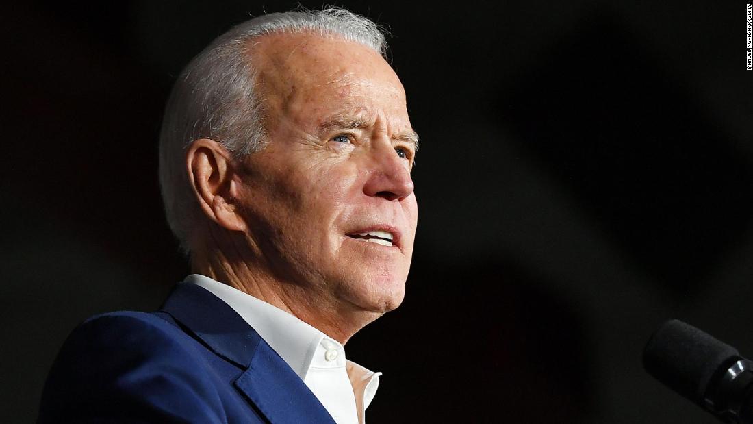 Joe Biden says he informed Bernie Sanders that he will begin the VP vetting process  https://cnn.it/2xMwXdR