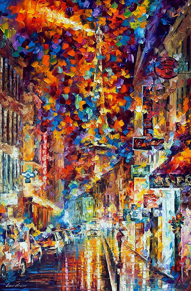 NIGHT IN PARIS 30x48 (75cm x 120cm) - PALETTE KNIFE Oil Painting On Canvas By Leonid Afremov https://afremov.com/night-in-paris.html…  Please click on the link to see this painting on the site #modernism #wallartgallery #artwork_dailypic.twitter.com/DB7Mmei4n4