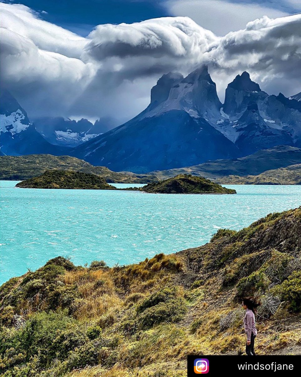 Patagonia dreaming.... #Patagonia #almostnarnia #trekking #expedition #argentina #chile #torresdepaine