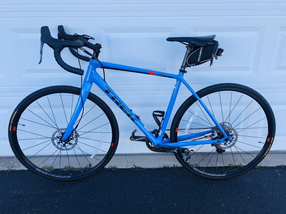 Ready for the season with few upgrades!   #bikeride #trek #cyclocross #biking #crokett7