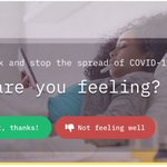 Image for the Tweet beginning: How are you feeling? Join