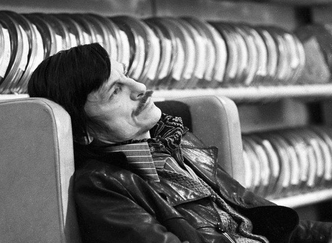 Happy birthday, Andrei Tarkovsky (1932-1986)