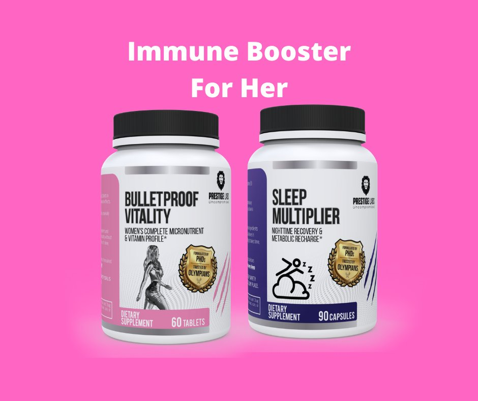 Immune BOOSTER for Her BOOST Your Immune System Today Get Over 60% off.... Click here --->  https://bit.ly/2JdJ7yT     #supplements  #immunity  #health  #immunesystem  #stronger  #fitness  #nutrition