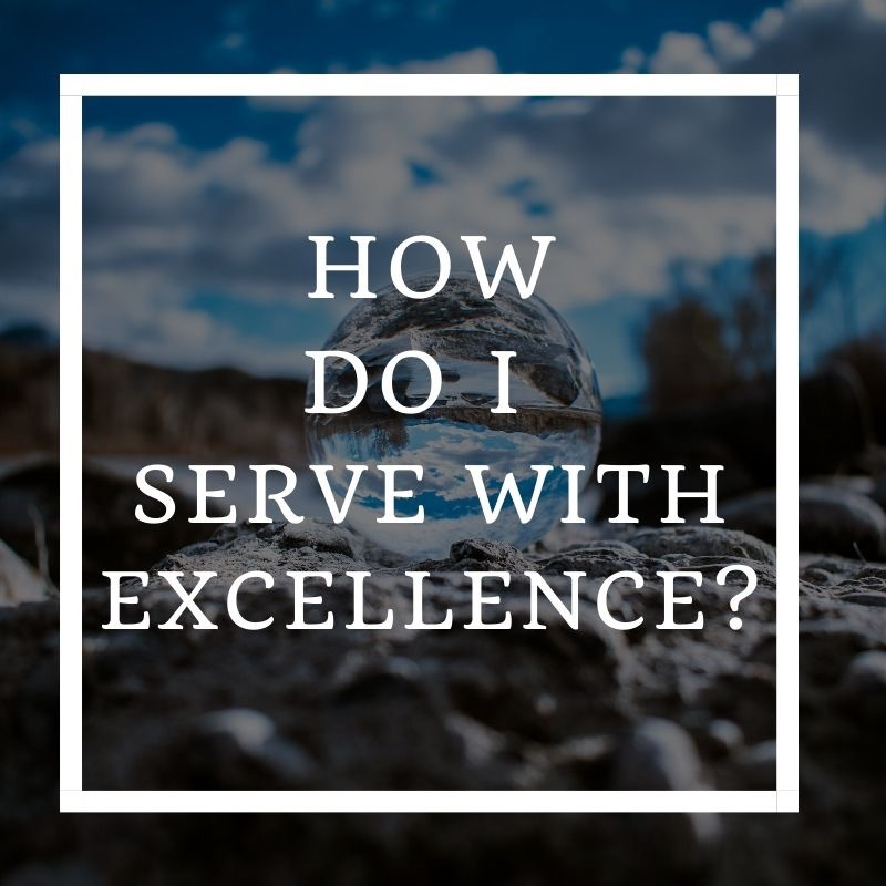 Ask yourself:  How do I serve with excellence?   #CEO #CEOMindset #Mentors #successmindset #businesspassion #dreamers #motivationquote #entrepreneurquotes #successquote #businessquotes  #quotesaboutlife #Fridaymotivation #mysmileproductions #plugintotheenergy #speakerpic.twitter.com/aJr3S7z8np