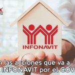 Image for the Tweet beginning: 🔷#LoMejorDeLaSemana 🔴Hace una semana, el @Infonavit