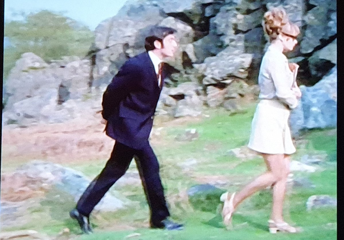 Now on Monty Python series 2. Haven't had a proper watch-through for years.
