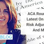 Image for the Tweet beginning: New #ACA Round-up by our