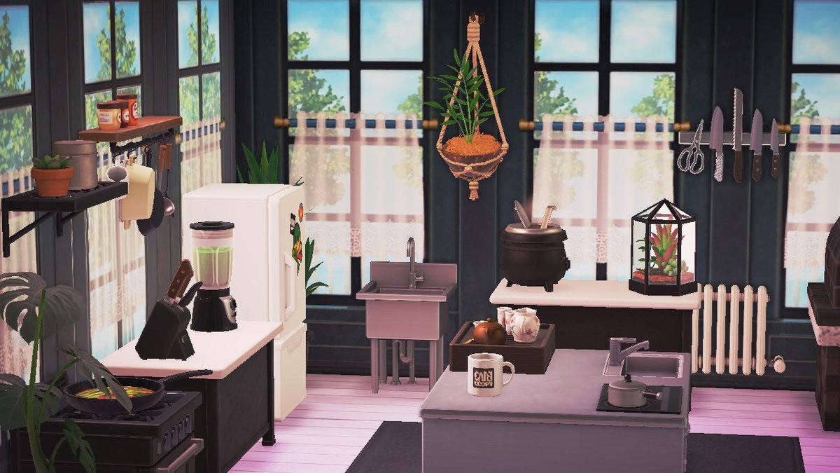 Amy On Twitter Kitchen Progress 3 Animalcrossing Acnh Nintendoswitch