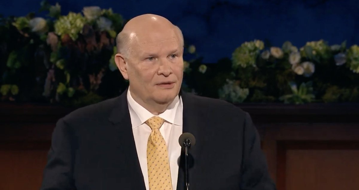 """""""The Savior loves to restore what you cannot restore. He loves to heal wounds you cannot heal. He loves to fix what has been irreparably broken."""" #ElderRenlund   #GeneralConferencepic.twitter.com/GhuKHegkYx  by GeneralConference"""
