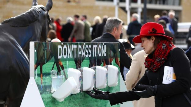 Shadow sports minister says there are 'serious questions' over why Cheltenham went ahead http://www.bbc.co.uk/sport/horse-racing/52164004… via @vilnis11pic.twitter.com/mHm2CIBIBW