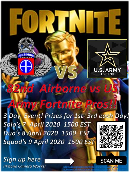 """Airborne All The Way Metal Sign 24/"""" by 8/"""""""