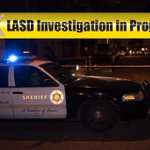 Image for the Tweet beginning: Law enforcement activity in the