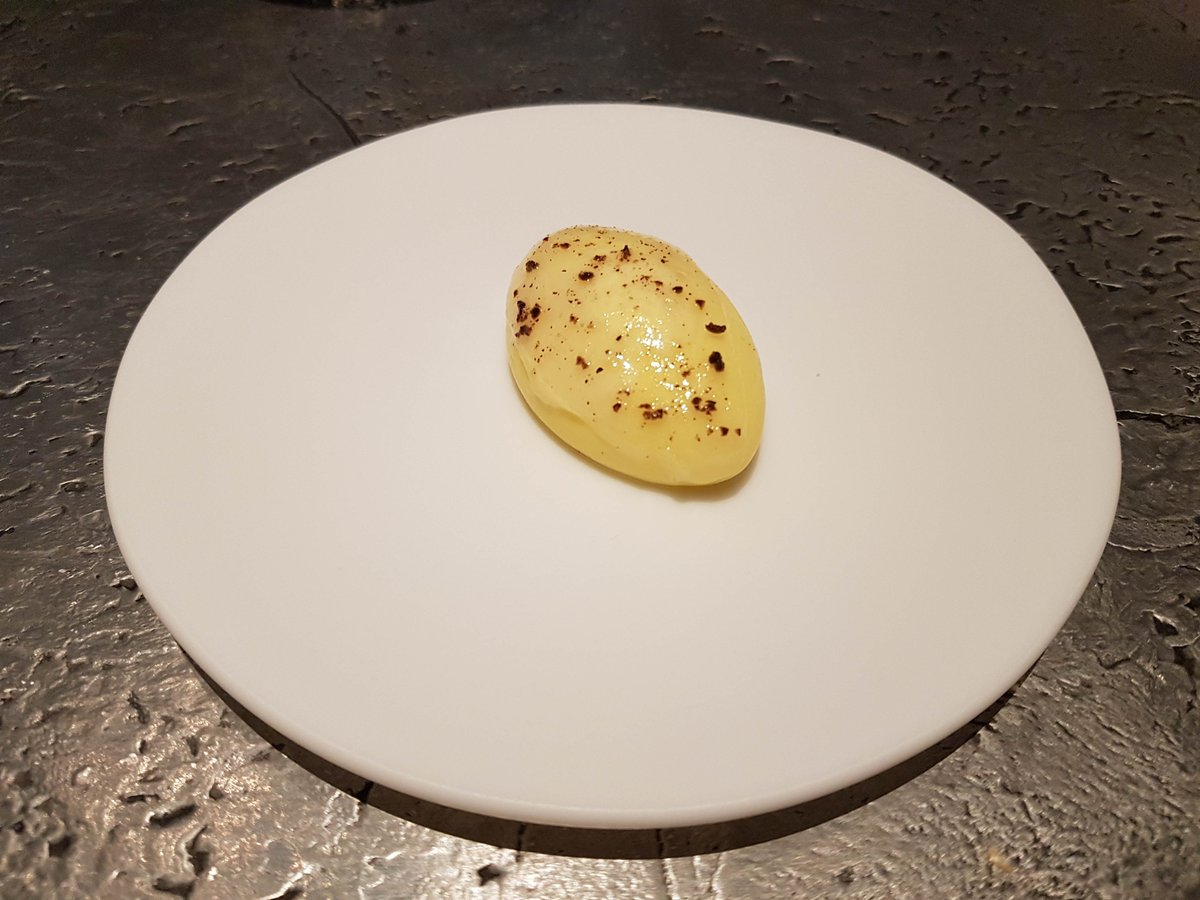 'The Omelet' at The Alchemist, Copenhagen @Alchemistcph, March 2020. Two Stars  #michelinstar #copenhagen #MichelinGuideNordic @MichelinGuideUKpic.twitter.com/jvssQpdB2v