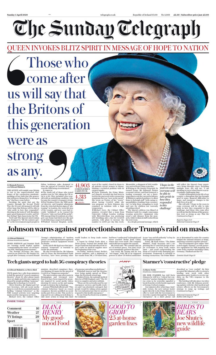 """We need to prove the #Queen right: """"Those who come after us will say the Britons of this generation were as strong as any"""" pic.twitter.com/jaXXp9ocnD"""