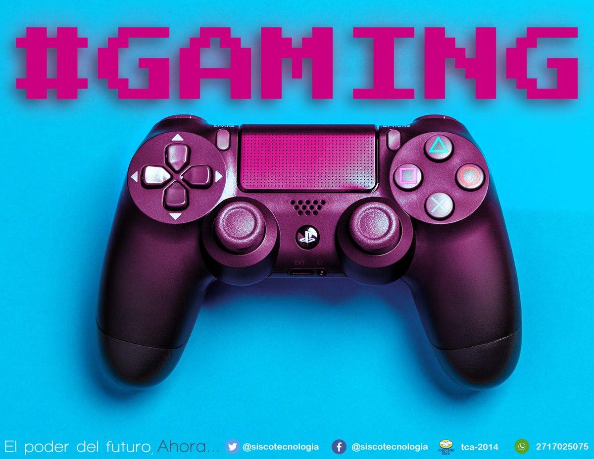 Tu marca favorita se encuentra en: #SiscoTecnologiaCorporativa💡🔌 #PlayStation 🎮🎯🖥 #Tecnología #Gamers #Regalo siscotecnologia.com/tienda/ 👈👈