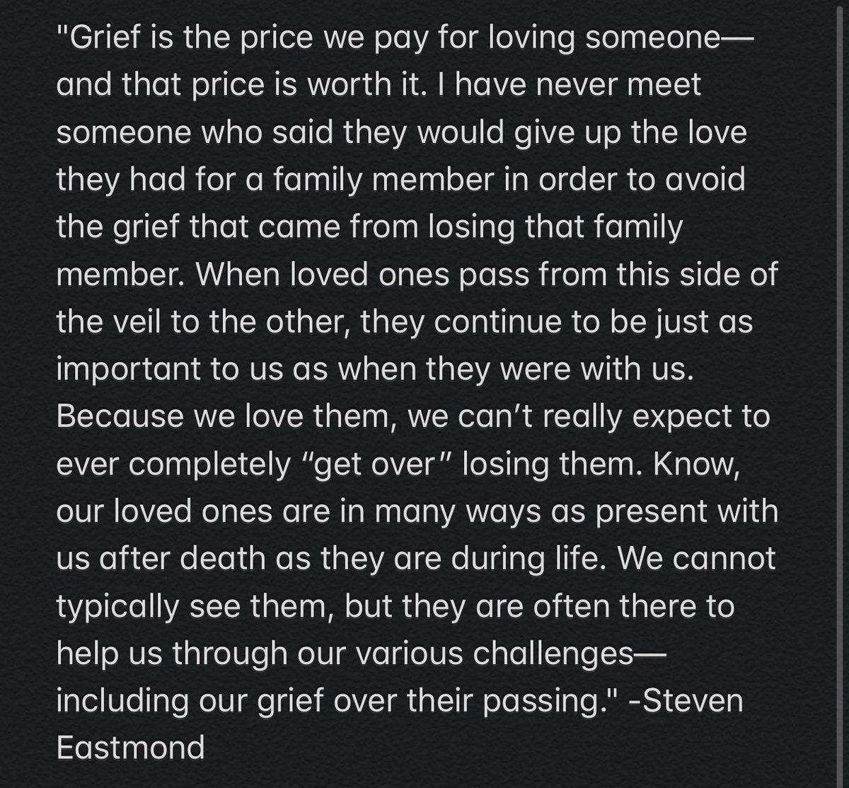 Suffering from Grief? This is one on my favorite #GeneralConference quotes about Grief. Hope this can help others. https://t.co/ygcwuY7MW7