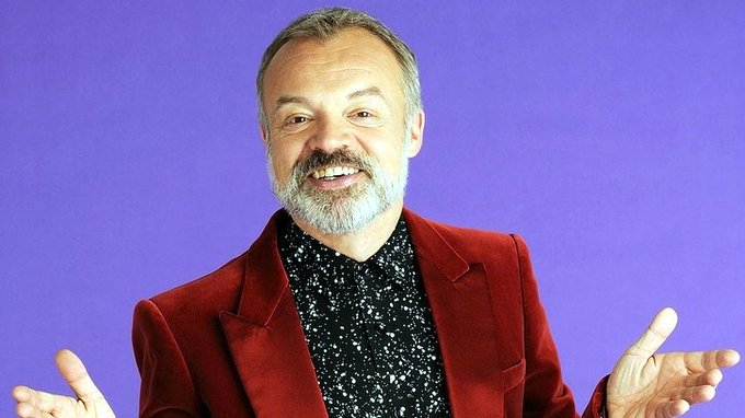 Happy Birthday to Graham Norton !