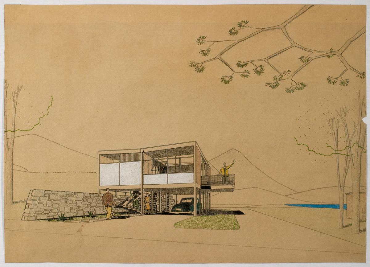 Was Don Olsen NorCal's Coolest Modernist? #modernism #architecture https://bit.ly/2xkFFQkpic.twitter.com/uUil3oovDU