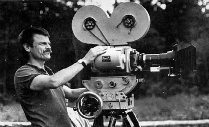 Happy bday a uno de los mejores directores de todos los tiempos Andrei Tarkovsky.