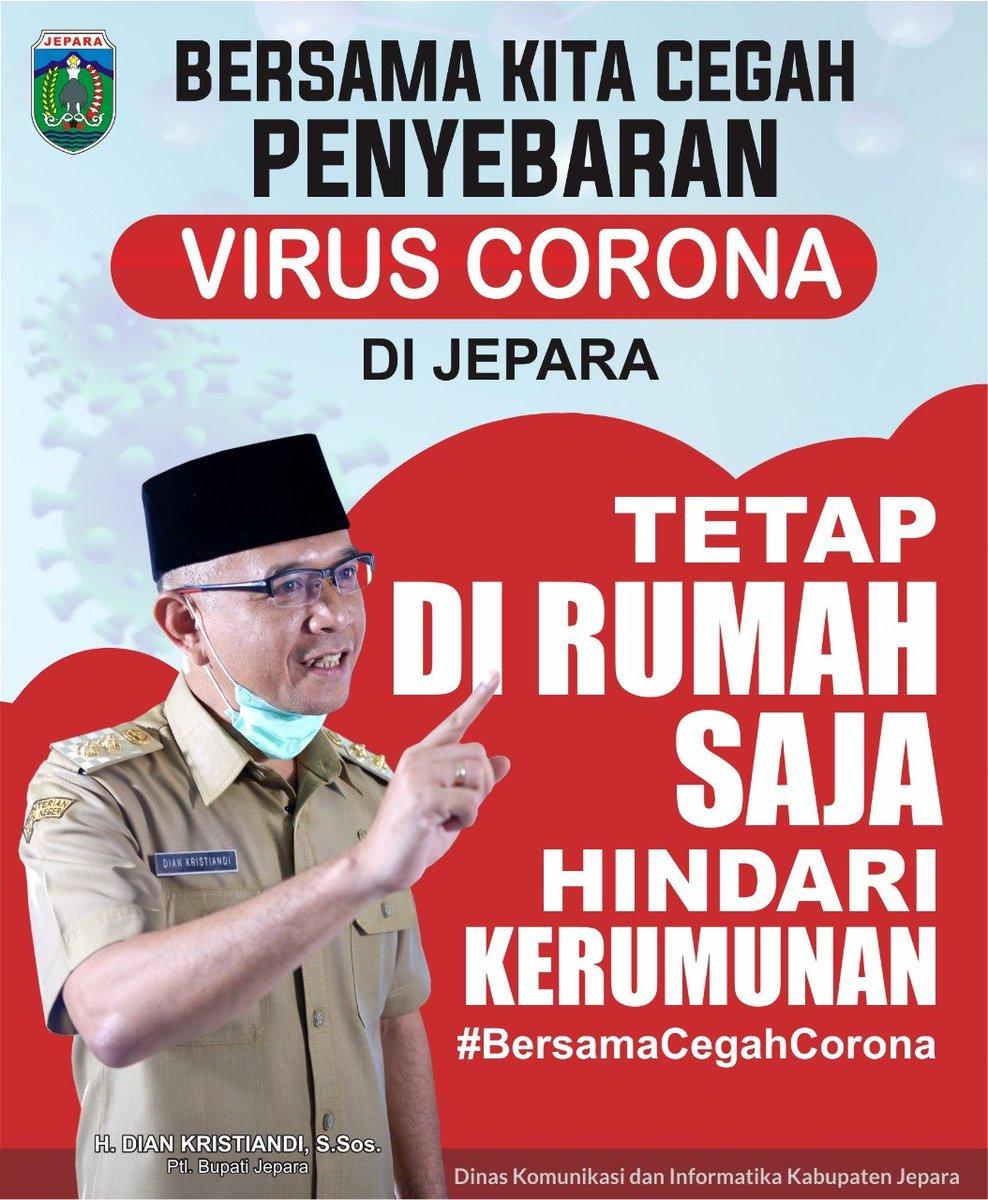 Saat nya kita menjadi Pahlawan dalam pencegahan Virus Corona.  #TetapDirumahAja  #kerjadarirumah  #StayAtHome