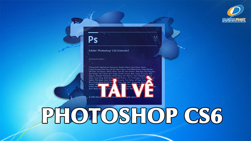 Photoshop CS6 là một phần mềm chỉnh sửa ảnh chuyên nghiệp, được tính hợp thêm nhiều tính năng của Adobe  Photoshop. Theo các chuyên gia đánh giá, so với các phần mềm CS4, CS5 thì CS6 có chức năng lớn hơn gấp 62%  tải về thôi các bác https://t.co/X0ur5VdaMy https://t.co/ryjIgn8Uge