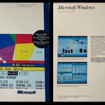 "Top story: @stevesi: 'Microsoft Corporation is 45 years old today.  Here's Windows 1.0 the box, reference card, and instructions for using Write (free included application!)  Min System Reqs: 320K memory 2 5.25"" double … , see more https://t.co/5Hs72b3X2k"