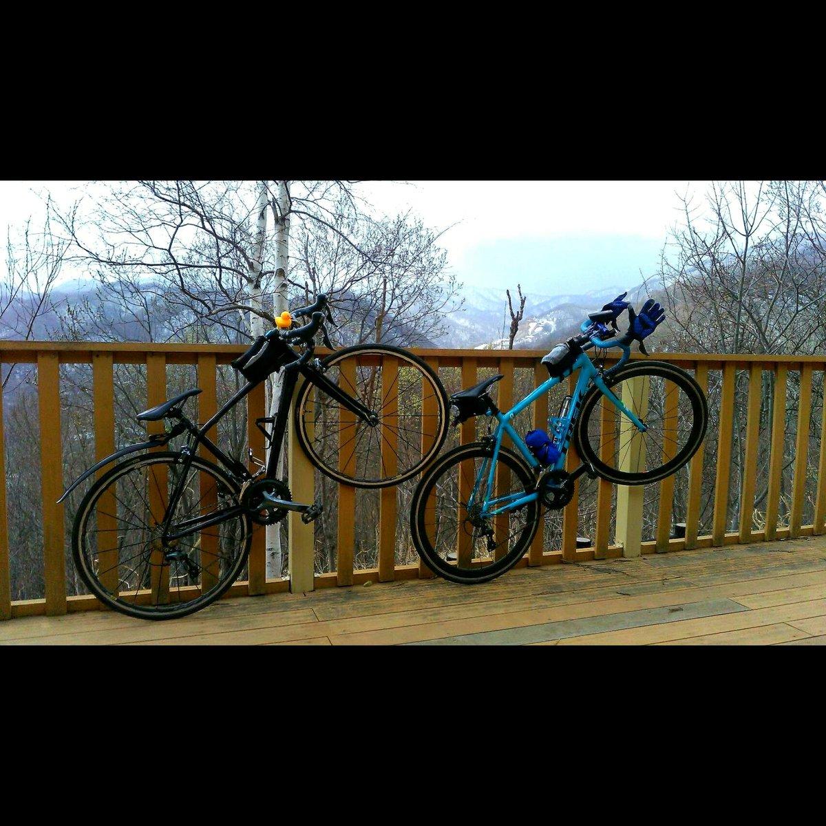 #ロードバイク #TREK #夫婦 小別沢トンネルと五天山〜小林峠と平福は寒さと雪を警戒して断念。寒くてビビった笑。そしてこれから美味しい唐揚げタイムだ!