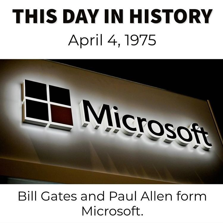 What's the best product Microsoft ever released?⁠ ⁠ #microsoft #software #technology #thisdayinhistory #microsoftwindows #business #billgates #techindustry #historypic.twitter.com/ioTeIUXNo6