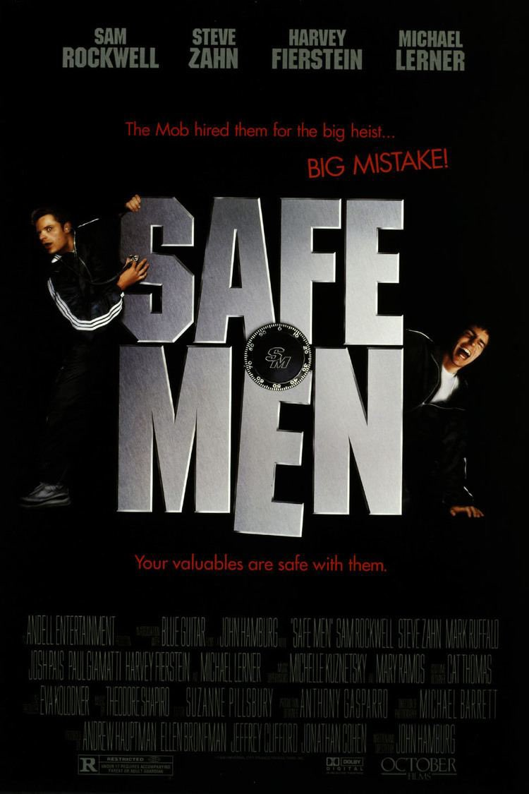 Safe Men (1998) Sam Rockwell, Steve Zahn, Paul Giamatti; I cannot recommend this movie enough!