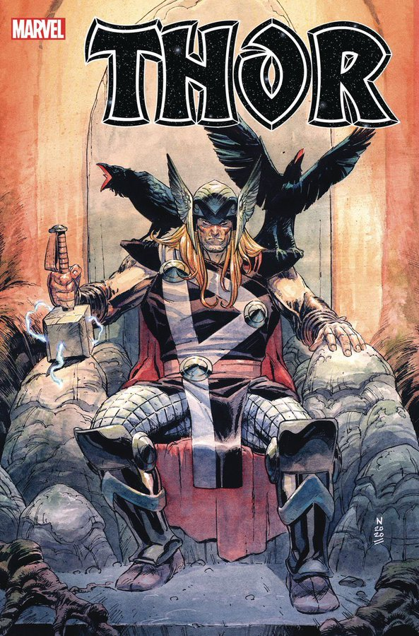 The New Look Of Thor In THor #7