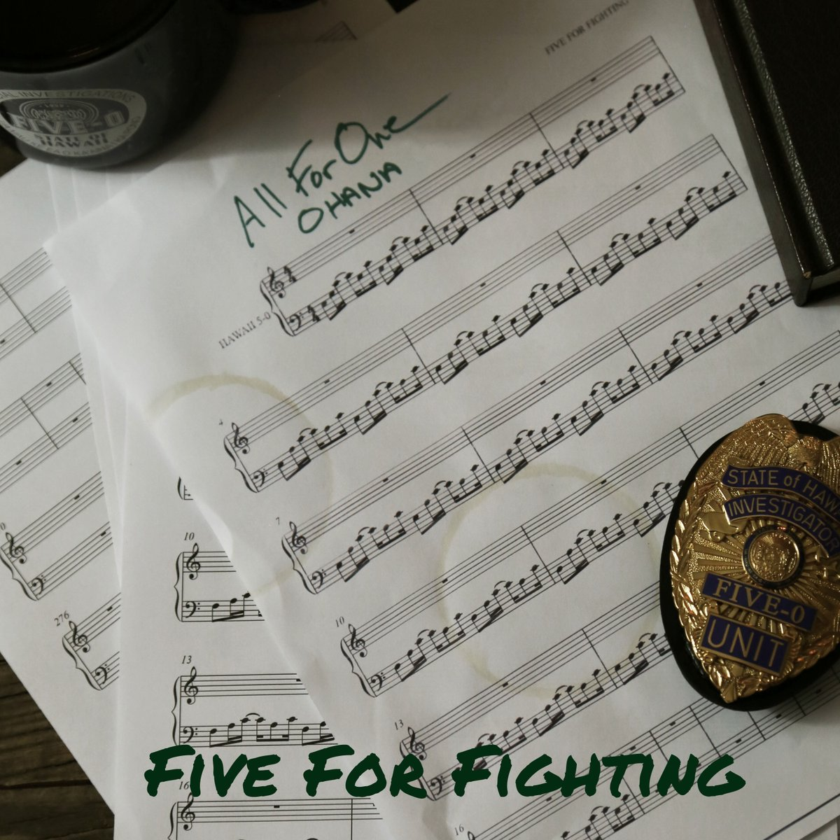 All For One Ohana from the Series Finale of @HawaiiFive0CBS is finally available on all streaming platforms! Search Five For Fighting and the song will be my latest release. Mahalo! @PLenkov @H50_Writers @HawaiiNewsNow