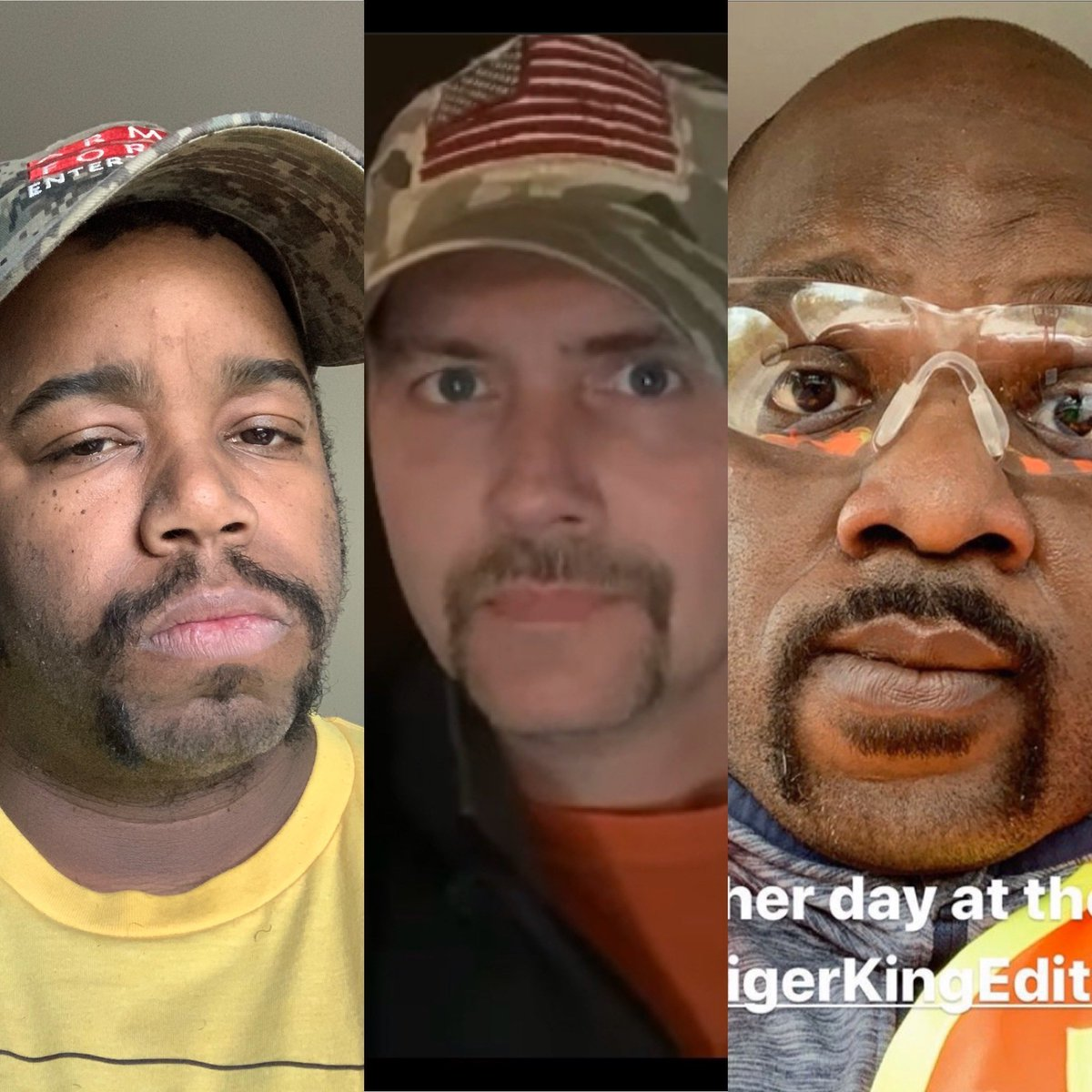 My ultra cool 'stache is finally trending! Cmon America, we can do this! @keiostroud