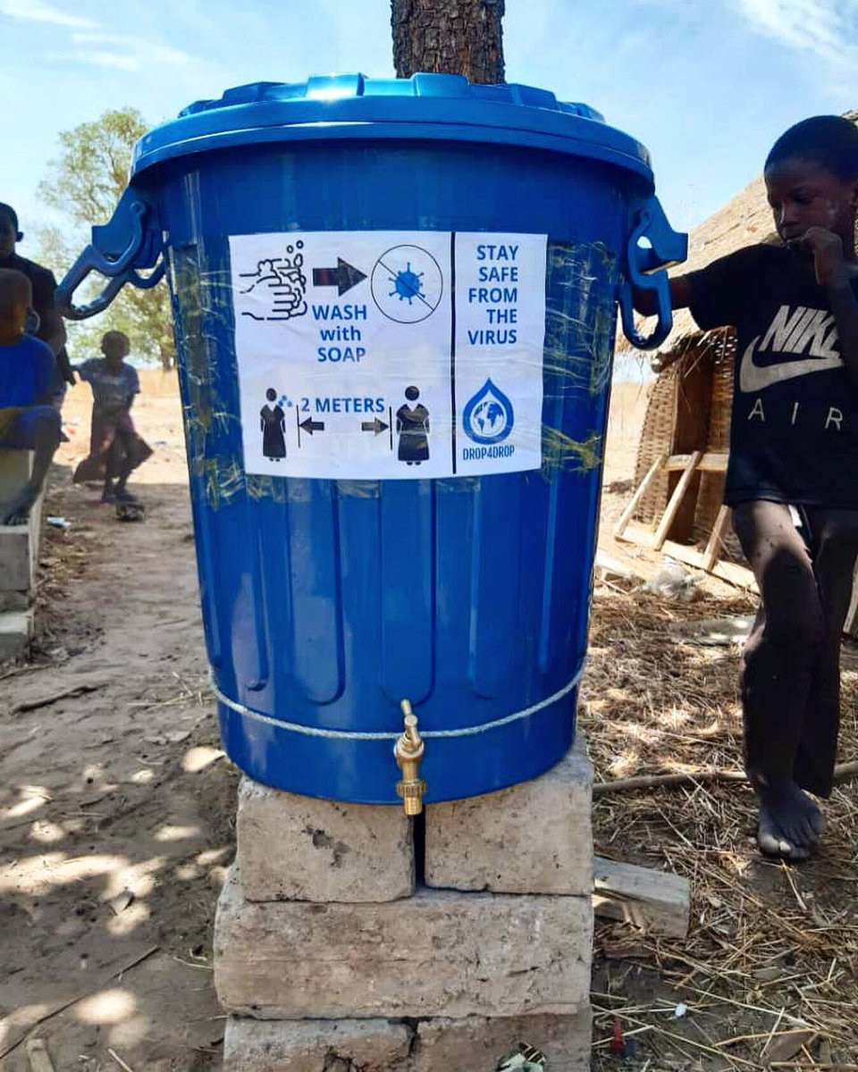 An important update from our partners in The Gambia today! Our team are working hard to implement hand-washing stations in communities that don't have easy access to a clean water source. The risk of people returning from surrounding countries carrying the virus is high 😰🙏 https://t.co/KjQ3p0UfBf