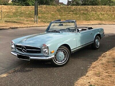 Uk Classic Cars On Twitter For Sale Classic Mercedes Https T Co 6cfsag5dzs