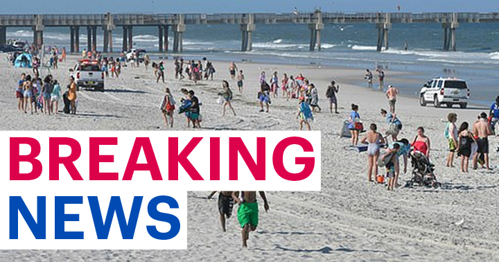 Beaches in Florida will start reopening THIS EVENING https://t.co/3nZXgjmnZF https://t.co/cBNp3uNtSB