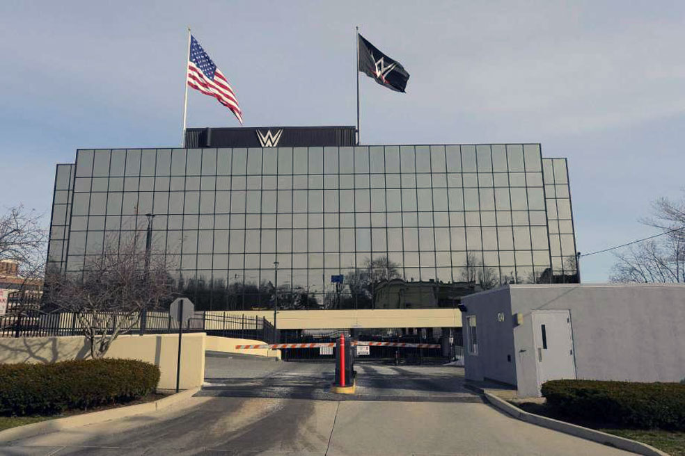 WWE Issues Statement In Response To Report Of Coronavirus Complaint From Anonymous Employee