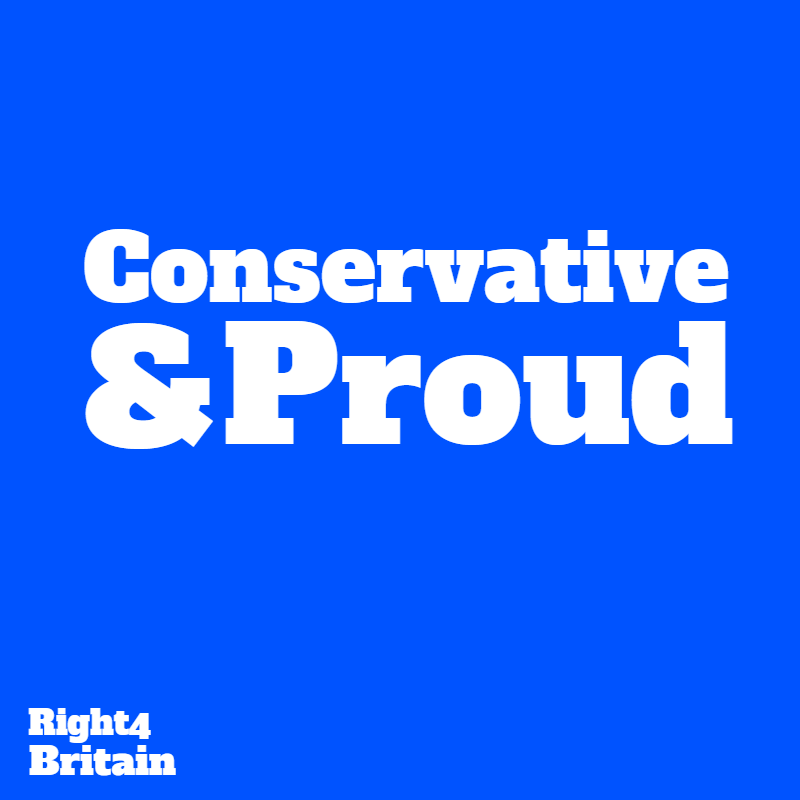 It's time people could shout about their winning Conservative values and not be silenced by the Left!  Take this for Facebook and be #ConservativeandProud pic.twitter.com/agOylv3PeG
